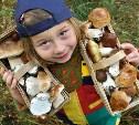 Участвуйте в фотоконкурсе грибников