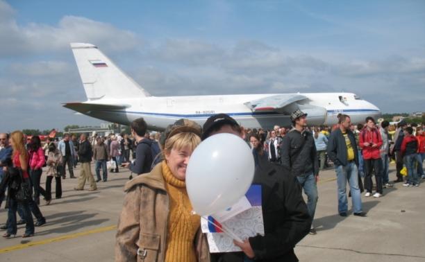 Авиашоу МАКС-2007