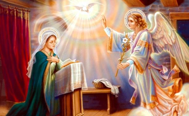 НАЧАЛО НАШЕГО СПАСЕНИЯ Слово на Благовещение Пресвятой Богородицы