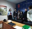 Студенческий десант в Тульской транспортной полиции