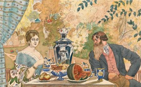 7 июня: туляки запасаются чаем