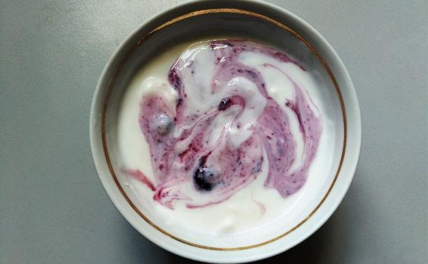 Самодельный йогурт
