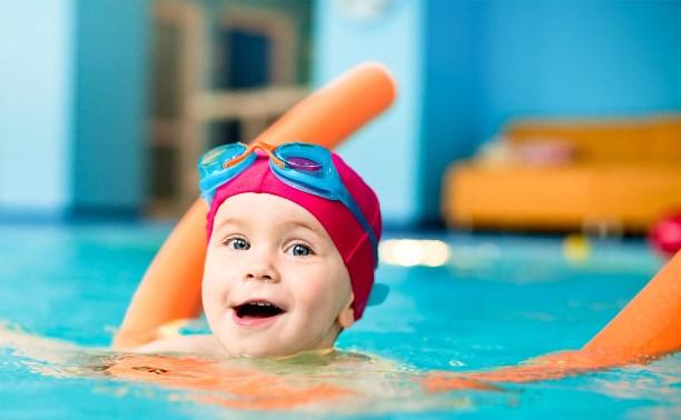 Где в Туле научить плавать ребенка?