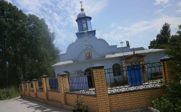 Храм во имя иконы Божией Матери «Державная»