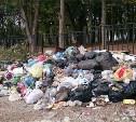 Открывшийся парк с ледовой ареной завален мусором