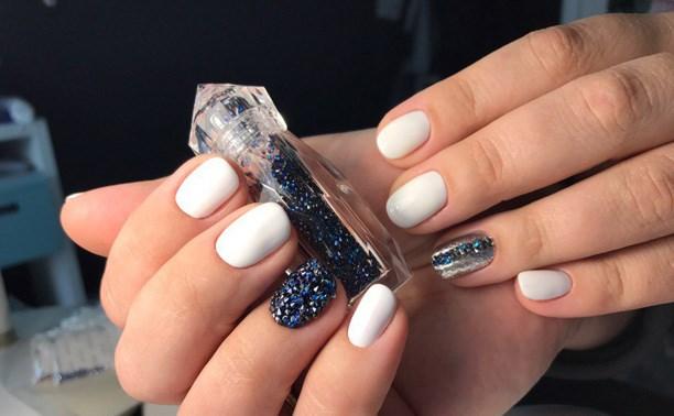 Бьюти-тренды: хрустальная крошка для ногтей