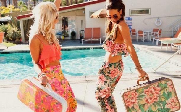 Положи в чемодан: наряды для активного и романтичного отпуска