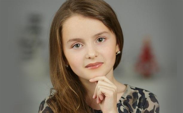 Стефания Бакаева – «Мини Мисс «Слобода» – 2013»