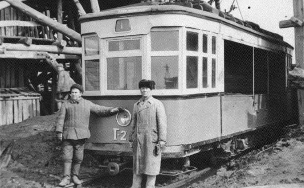 22 июля: в Туле начали делать образцовый трамвайный поезд