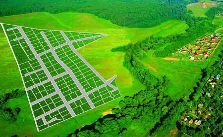 Как объединить несколько земельных участков в один?
