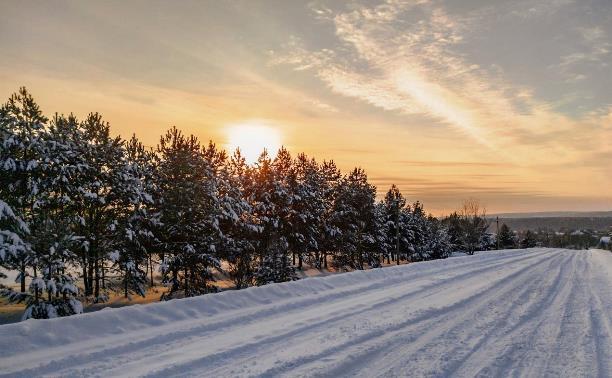 Завершился фотоконкурс «Мороз и солнце, день чудесный!»