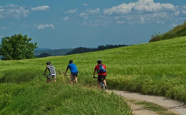 Делитесь своими кадрами с прогулки на велосипеде