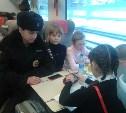 Акция «Полицейский Дед мороз» в  транспортной полиции