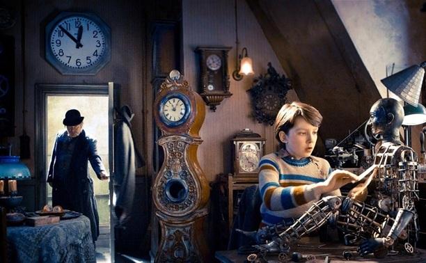 Хранитель времени / Hugo 2011г.