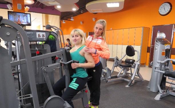 Кристина Сухарева: А у меня новый тренер!