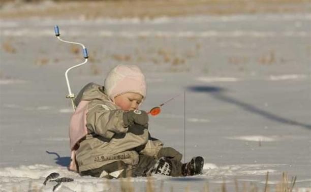 Зимняя рыбалка для новичков