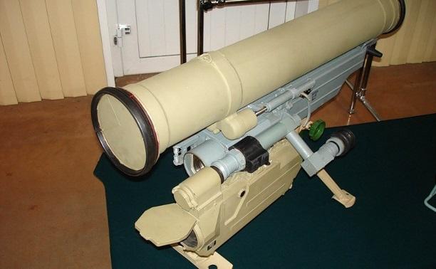 Противотанковые ракетные комплексы тульского КБП