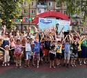 """Проект """"Экодвор"""" состоялся 08.06.19г. в Туле на ул.Приупская"""