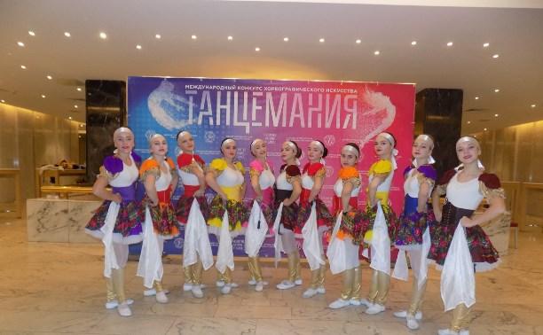 Победа тульских танцоров.