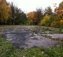 Многофунциональная спортивная площадка между домами по ул Макаренко 12 и Седова 27 опять отложено !?