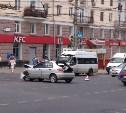 ДТП в центре Тулы