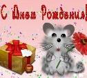С Днём Рождения Людмила Берникова, Света Бристкорн!