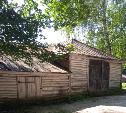 Реставрация риги в Ясной Поляне