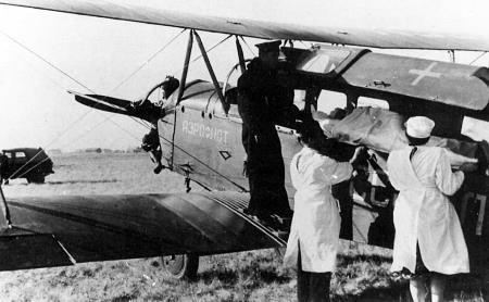 6 июня: срочная медицинская авиапомощь больному в Белеве