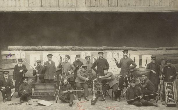 17 августа: в Туле объявлена неделя добровольной сдачи оружия