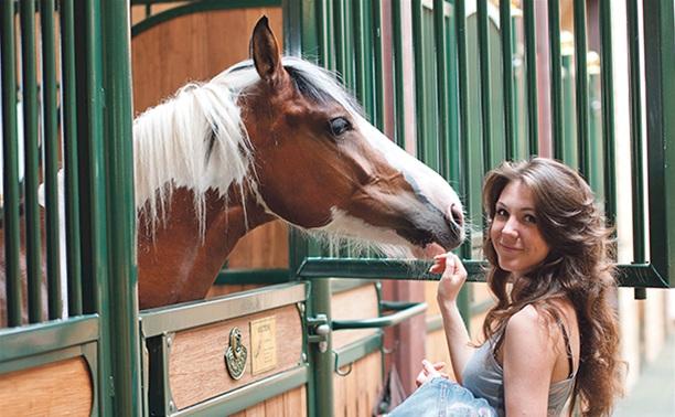 Лошадь научит управлять ситуацией, а собака воспитает характер
