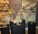 Музей Неигрушки. Семейка кукольников, выставка