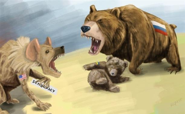 Накипело. Украина vs Россия