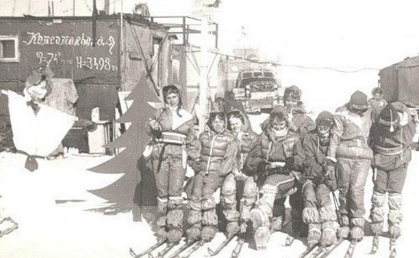 7 декабря: первая тулячка на полюсе холода в Антарктиде