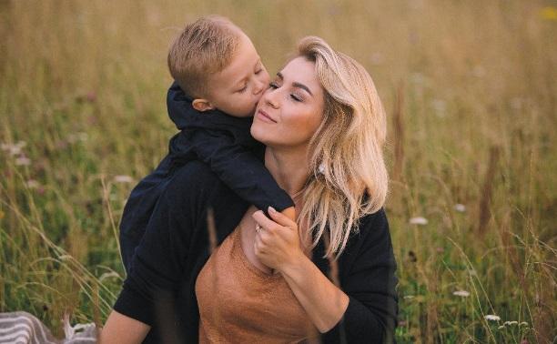 Фотопроект «Мамы и дети»: Юлия Герасимова и Лёва