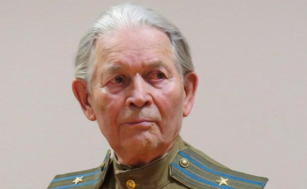 Историческая гимнастерка ветерана Шалашникова