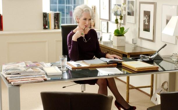 Тема дня: Мой босс - женщина