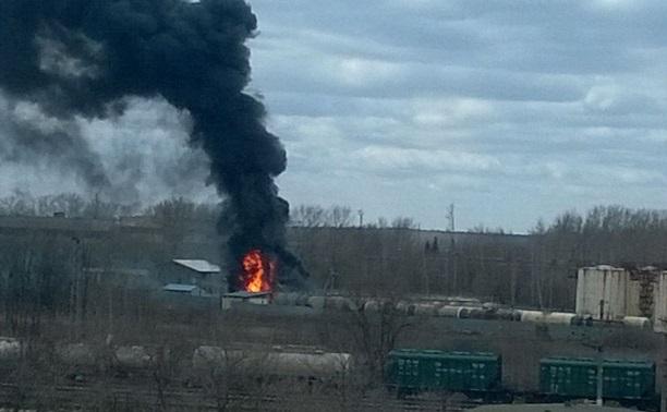 Взрывы и Пожары в Щекино