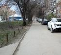 О парковках возле дома