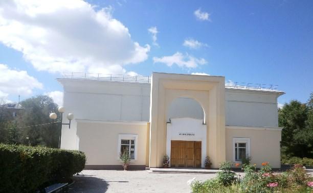 Музей Порфирия Никитича Крылова. Выставка кукол