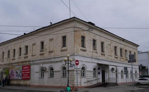 12 июля: Тулубьевская школа на Хлебной и смерть вдовы на могиле мужа