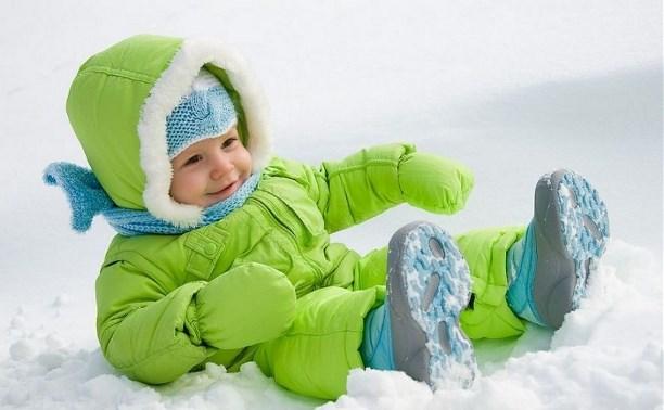 Всё равно пойду гулять! или Как выбрать детскую обувь на холода
