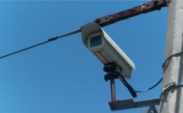 И снова про камеры на перекрестке Ложевая-Калинина