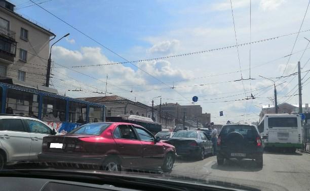 ДТП на Советской