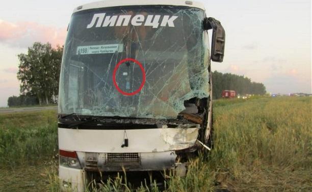 Расследование аварии 10.07.21 ДТП на 158, 159 км шоссе в Серебряных Прудах с автобусом Москва-Липецк
