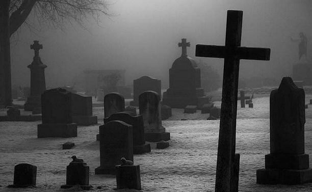 Городское кладбище превратилось в свалку!!!