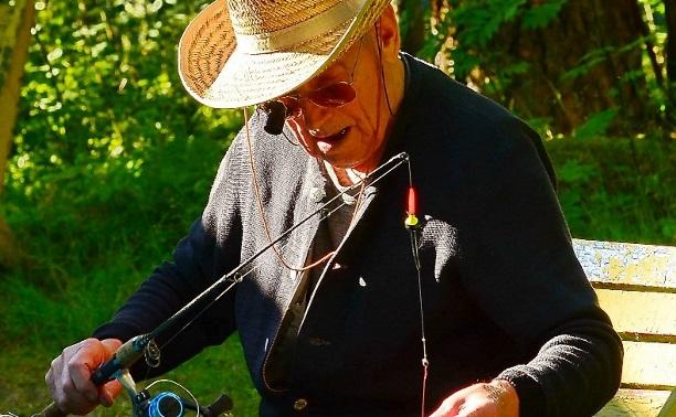 Мой друг Вадим на рыбалке, или Подготовка к ней