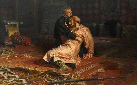 19 апреля: в Тульской губернии родился художник, с которого Репин писал Ивана Грозного
