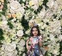 Маленькая тулячка выиграла конкурс моделей в платье из «Модного города»