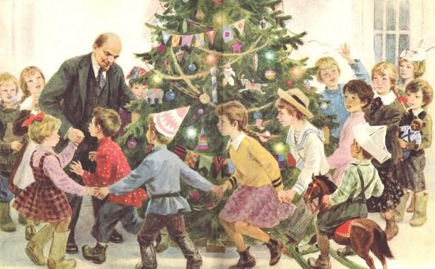 11 января: в Туле елки только для буржуев
