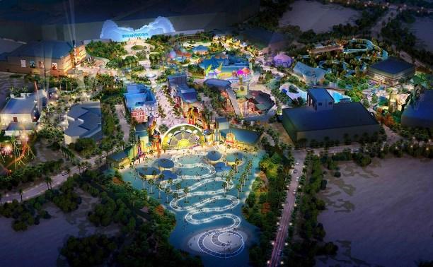 «Все включено» в Dubai Parks and Resorts в мае!